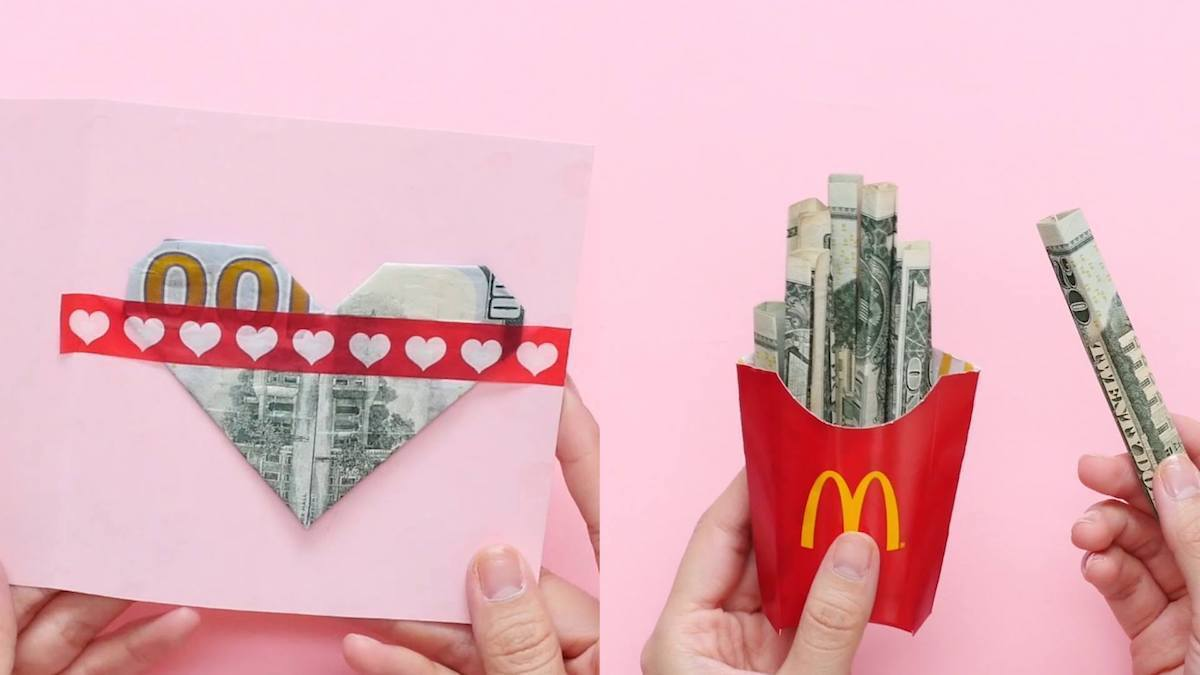 3 Creative Money Hacks and Gift Ideas