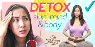Detox mind and body