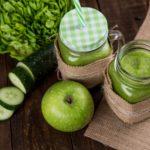 apple close up cucumber